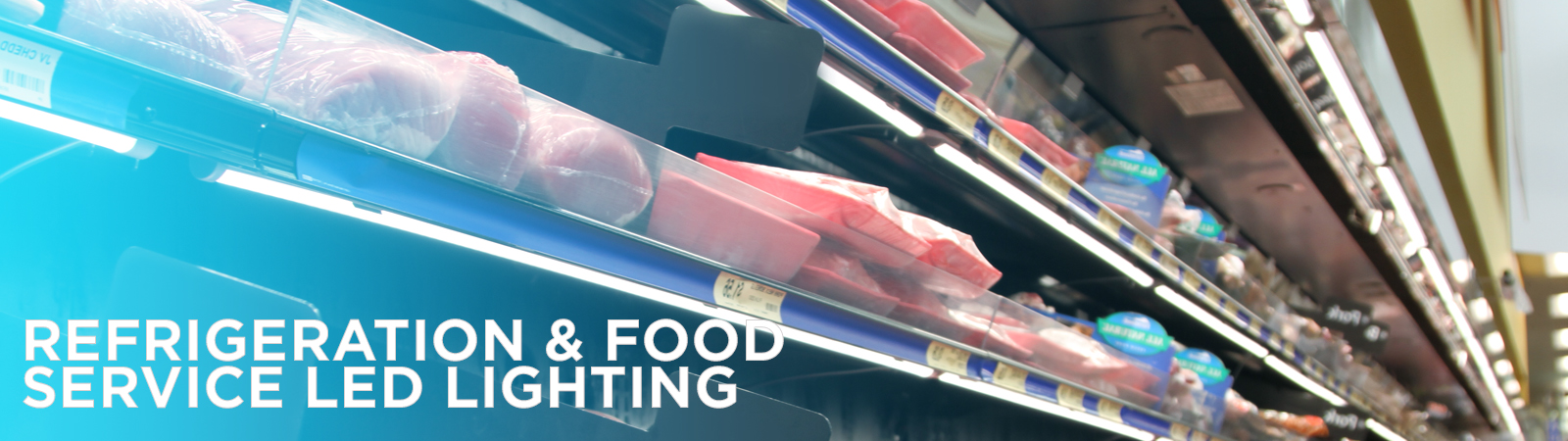Spirit International Retail LED Refrigeration and Food Service Lighting